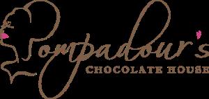Pompadours Chocolates Logo